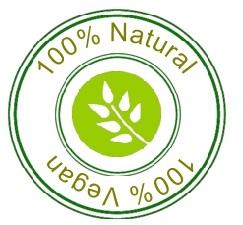 etichetta  natural e vegan1